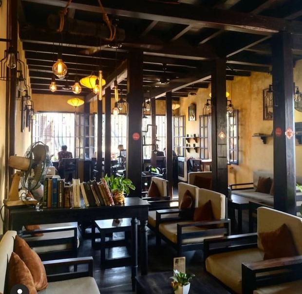 Du lịch Hội An: Không nên bỏ lỡ 5 quán cà phê đậm chất phố cổ, từ dân dã, hoài cổ đến tinh tế, hiện đại - Ảnh 4.