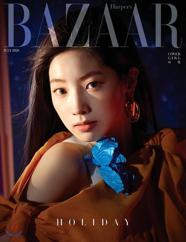 Twice bị chê tơi tả khi diện hàng hiệu lên bìa tạp chí nhưng đã có pha phản dame ngoạn mục khiến netizen câm nín - Ảnh 5.
