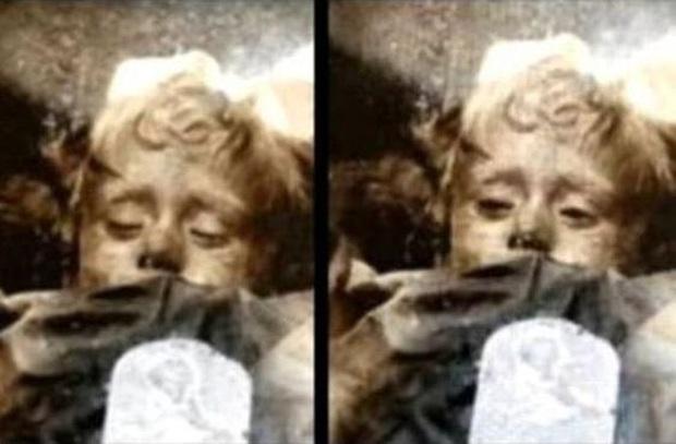 Bí ẩn xác ướp bé gái xinh xắn được ví như phiên bản thật của Công chúa ngủ trong rừng, 100 năm tuổi vẫn còn chớp mắt - Ảnh 4.