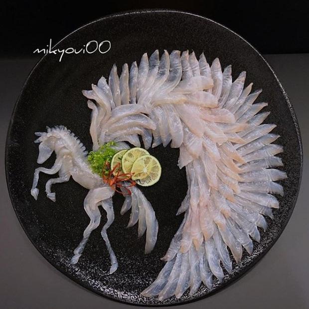"""Chỉ là """"tay ngang"""" nhưng cách thể hiện món ăn lại vô cùng xuất sắc bảo sao hàng chục ngàn người bấn loạn trước tài bếp núc của ông bố Nhật Bản này! - Ảnh 3."""