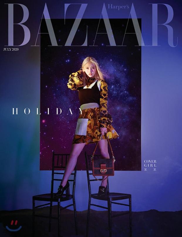 Twice bị chê tơi tả khi diện hàng hiệu lên bìa tạp chí nhưng đã có pha phản dame ngoạn mục khiến netizen câm nín - Ảnh 6.