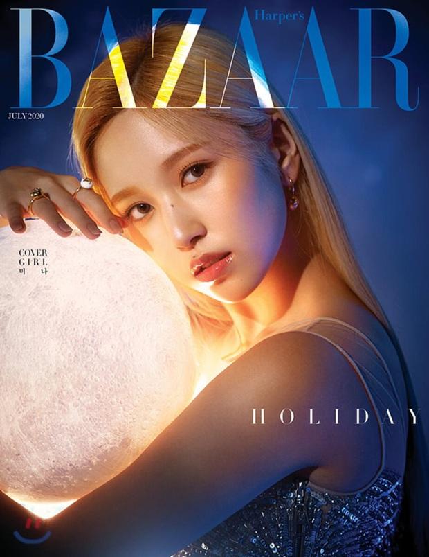 Twice bị chê tơi tả khi diện hàng hiệu lên bìa tạp chí nhưng đã có pha phản dame ngoạn mục khiến netizen câm nín - Ảnh 9.