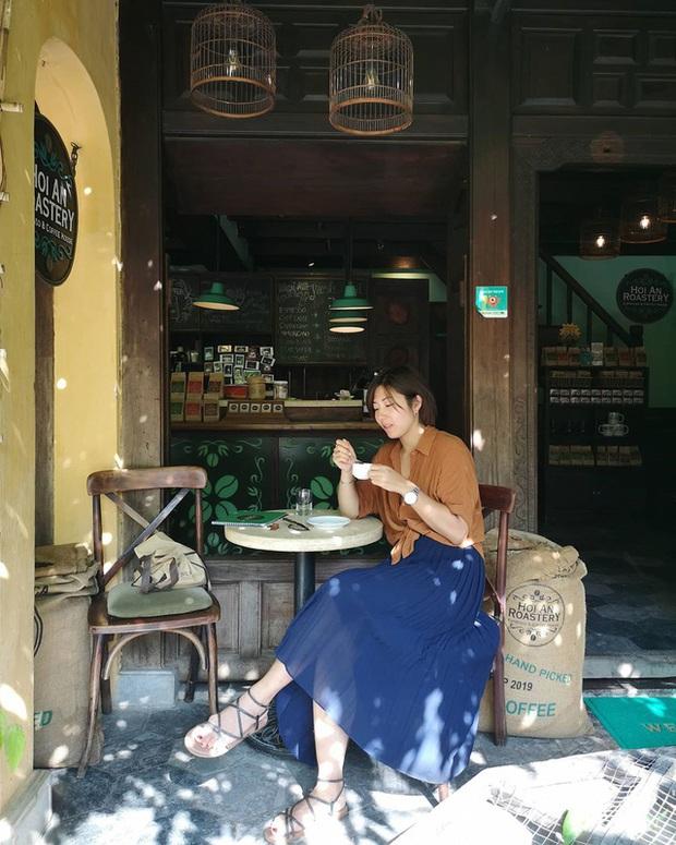 Du lịch Hội An: Không nên bỏ lỡ 5 quán cà phê đậm chất phố cổ, từ dân dã, hoài cổ đến tinh tế, hiện đại - Ảnh 9.