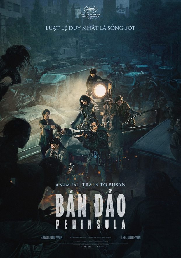 Ám ảnh cực độ với trailer Train to Busan 2: Khi kẻ sống sót biến chất, lấy đồng loại và zombie làm thú tiêu khiển - Ảnh 8.