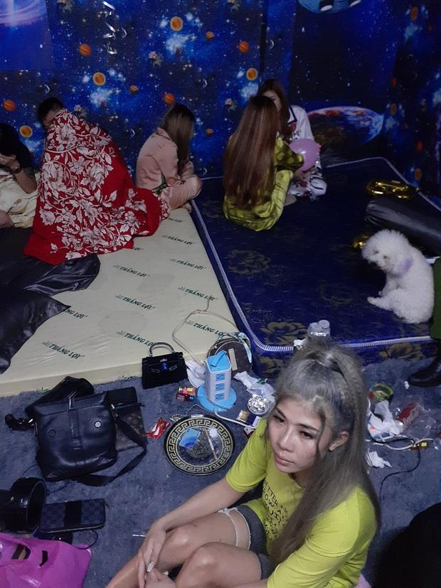 Cô gái 26 tuổi tổ chức tiệc sinh nhật bằng ma tuý cùng nhóm bạn dân chơi ở Sài Gòn - Ảnh 1.