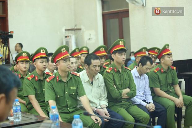 Bác toàn bộ kháng cáo, chính thức tuyên 6 án tử hình trong vụ sát hại nữ sinh giao gà ở Điện Biên - Ảnh 1.