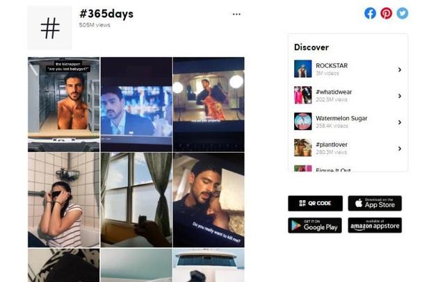 365 DAYS: Cạn lời với thảm họa top 1 trending cổ suý lệch lạc bạo lực giới - Ảnh 8.