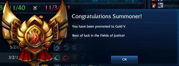 Game thủ 43 tuổi tự hào vì leo được rank vàng LMHT thành công, Tôi làm được, bạn cũng thế! - Ảnh 2.
