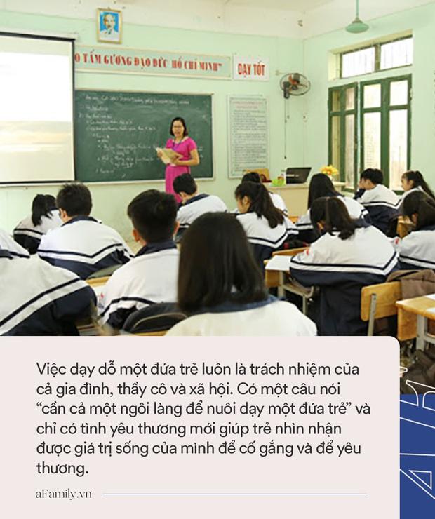Phụ huynh xin cho con nghỉ học về quê, cô giáo có quyết định bất ngờ và đã thay đổi cuộc đời một nam sinh cá biệt - Ảnh 2.