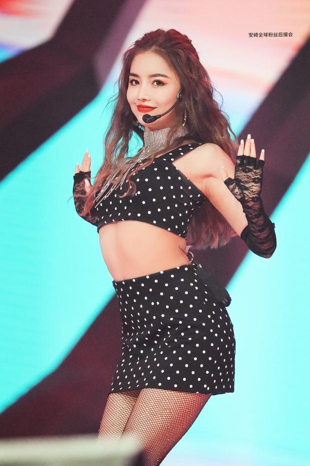 Visual nức nở của THE9 trên sân khấu debut: Khổng Tuyết Nhi xinh tựa công chúa, không ai ngờ Ngu Thư Hân sexy nhường này - Ảnh 26.