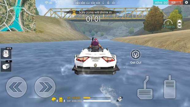 Free Fire: Mọi thứ người chơi cần biết về các phương tiện di chuyển và hốt bạc từ chúng - Ảnh 5.