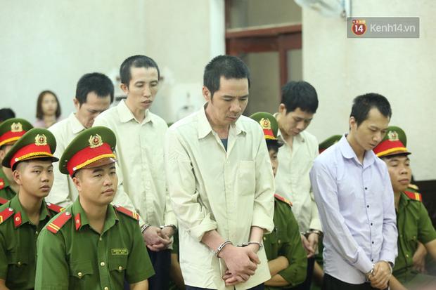 Bác toàn bộ kháng cáo, chính thức tuyên 6 án tử hình trong vụ sát hại nữ sinh giao gà ở Điện Biên - Ảnh 9.