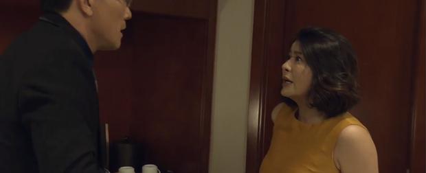 Bị Quỳnh Kool dằn mặt, mợ tiểu tam phản đòn khiến crush tin sái cổ ở Đừng Bắt Em Phải Quên tập 13 - Ảnh 5.