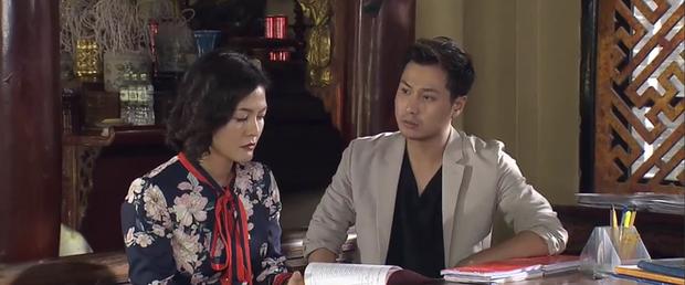 Bị Quỳnh Kool dằn mặt, mợ tiểu tam phản đòn khiến crush tin sái cổ ở Đừng Bắt Em Phải Quên tập 13 - Ảnh 12.