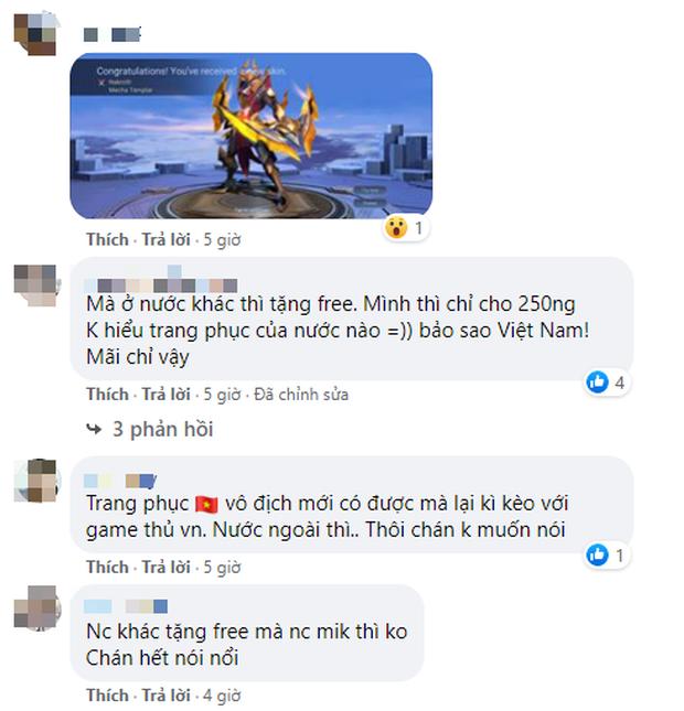 Liên Quân Mobile: Game thủ Việt tiếng nặng, tiếng nhẹ với Garena chỉ vì skin vô địch thế giới - Nakroth ADC - Ảnh 4.
