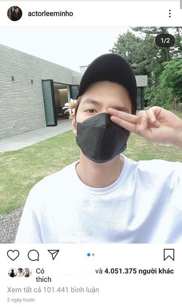 Bị nói hết thời, Lee Min Ho dập lại luôn và ngay với kỷ lục chưa diễn viên nào làm được trong lịch sử showbiz Hàn - Ảnh 3.