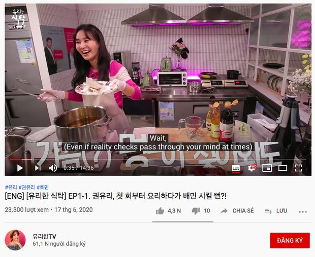 Nữ idol SNSD mở hẳn một series nấu ăn trên Youtube, fan lại rất… bình thản: Cuối cùng chị cùng thành đầu bếp rồi ha?! - Ảnh 1.