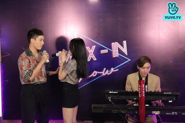 Mix-In Show: Lyly trình làng ca khúc mới nhất viết tặng riêng cho Anh Tú! - Ảnh 6.