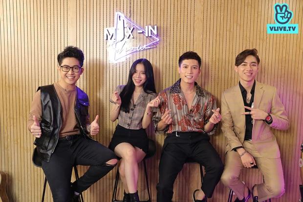 Mix-In Show: Lyly trình làng ca khúc mới nhất viết tặng riêng cho Anh Tú! - Ảnh 2.