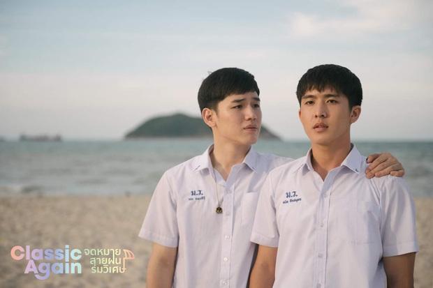 Cơn Mưa Tình Đầu: Bản remake lãng mạn chỉn chu từ Thái Lan, tiếc là mãi chẳng có ai đẹp bằng Son Ye Jin! - Ảnh 12.