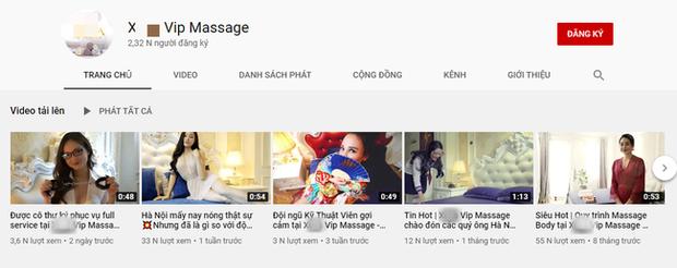 Đằng sau những video quảng cáo dịch vụ massage trên MXH với dàn KTV như diễn viên phim người lớn: Chỉ tới X nhưng muốn Z thì có thể thương lượng - Ảnh 2.