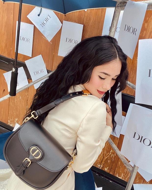 Không chỉ sưu tập túi hiệu, bạn thân Hà Tăng Heart Evangelista còn cho ra lò túi Hèrmes độc lạ do chính cô vẽ, tiền công hơn 40 triệu VNĐ  - Ảnh 2.