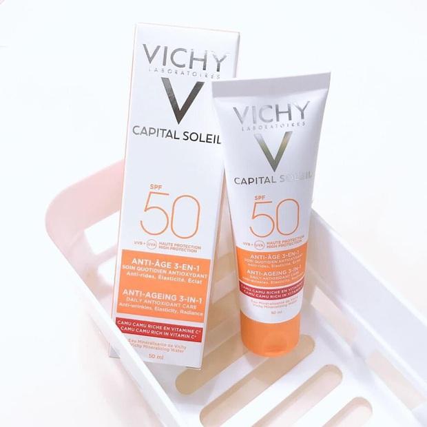 5 lọ kem chống nắng có thêm công dụng chống lão hóa dành cho hội chị em 30+ - Ảnh 2.