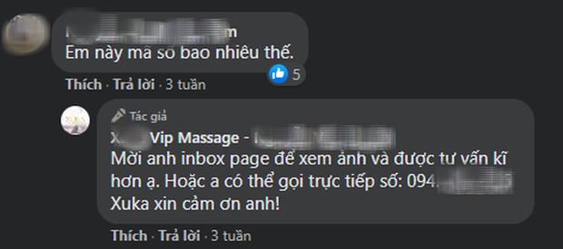 Đằng sau những video quảng cáo dịch vụ massage trên MXH với dàn KTV như diễn viên phim người lớn: Chỉ tới X nhưng muốn Z thì có thể thương lượng - Ảnh 6.