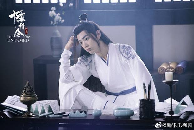 BXH 5 diễn viên Trung hot nhất nửa đầu 2020: Tiêu Chiến ngồi chơi vẫn lọt top, Triệu Lộ Tư bất ngờ bị ghẻ lạnh - Ảnh 10.