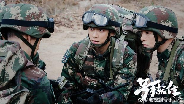 4 quân nhân cực phẩm sắp đổ bộ màn ảnh xứ Trung: Vừa đẹp vừa ngầu cỡ Dương Dương thì chị em chịu không nổi! - Ảnh 1.