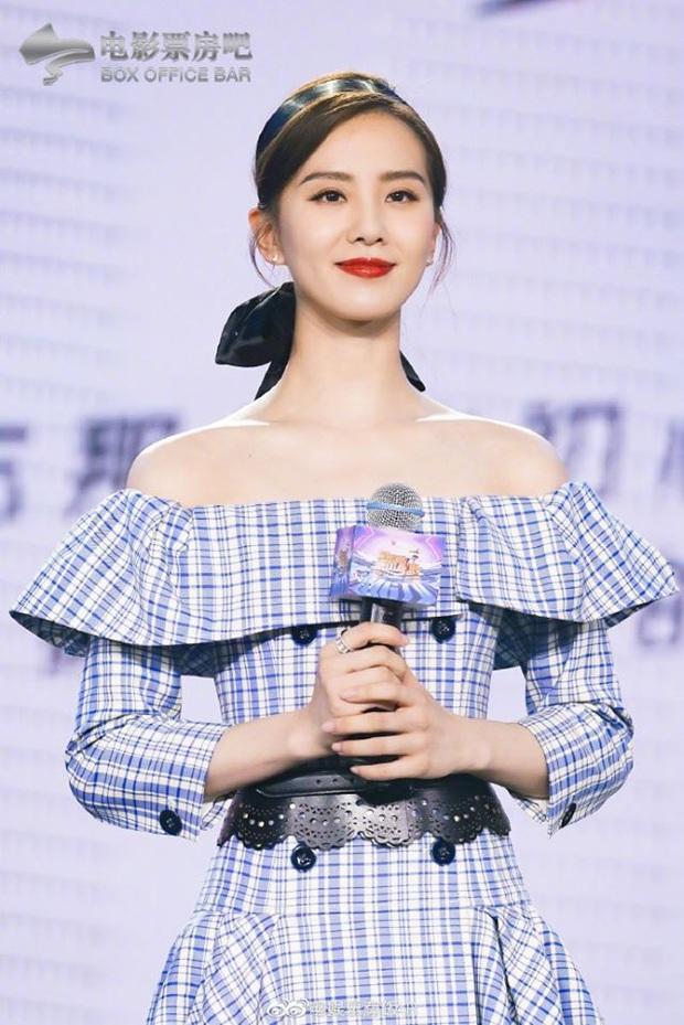 Không thua kém Triệu Lệ Dĩnh, Lưu Thi Thi có màn comeback Cbiz xuất sắc: Visual cực phẩm, bảo sao Ngô Kỳ Long mê mệt - Ảnh 3.