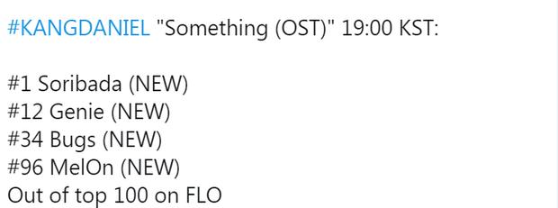 IU tung ca khúc cho show của Big Hit nhưng bị OST của Kang Daniel chặn đứng, BTS ra bài Nhật mới liền soán ngôi No.1 liên hoàn của TWICE - Ảnh 5.