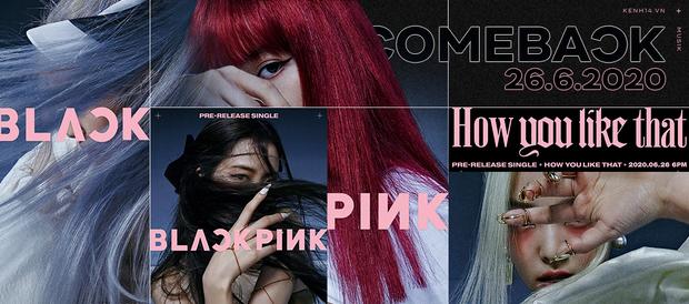 """BLACKPINK còn chưa comeback mà tổng view các teaser đã vượt mốc 70 triệu, thế này tung MV kiểu gì cũng cho BTS """"ngửi khói""""? - Ảnh 10."""