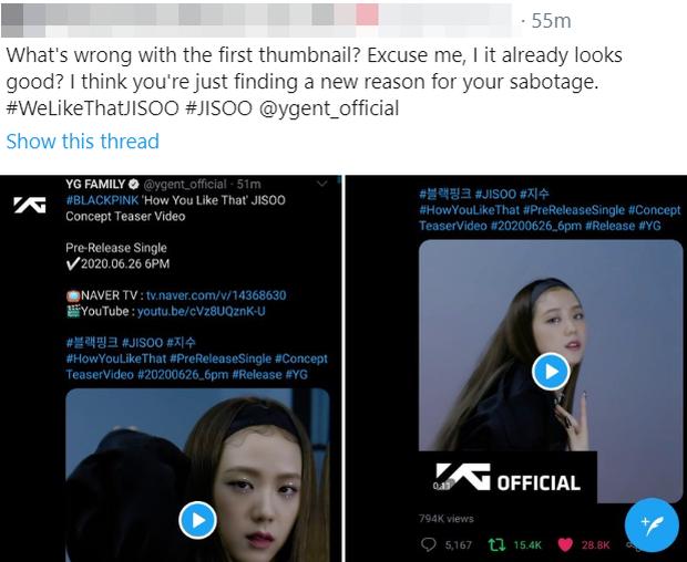 """YG lại """"sống lỗi"""" với Jisoo: Đăng video teaser cả tiếng nhưng bất ngờ xóa đi rồi âm thầm… đăng lại, fan 1 lần nữa """"la ó"""" vì thiếu chuyên nghiệp - Ảnh 7."""
