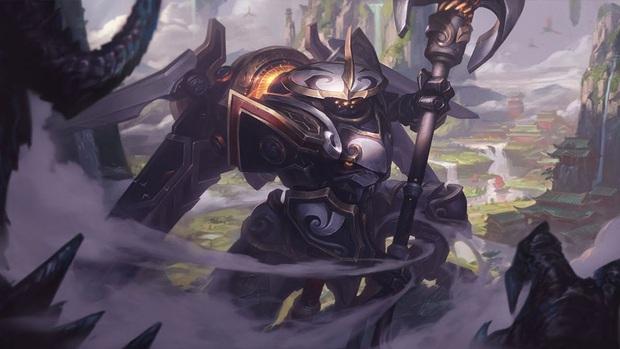 LMHT: Top những vị tướng lên hương nhờ sự thay đổi của điểm bổ trợ Kiên cường, chiêu cuối trứ danh của Olaf đã có phiên bản mini - Ảnh 6.
