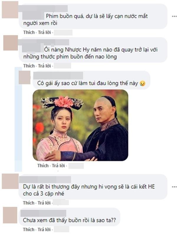 Phim mới của Lưu Thi Thi - Chu Nhất Long tung trailer, sao chưa lên sóng đã ngập nước mắt thế này? - Ảnh 10.