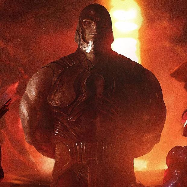 Justice League phiên bản của Zack Snyder tung clip nhá hàng siêu phản diện, đến Thanos cũng phải trợn mắt chạy té khói? - Ảnh 8.