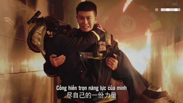 4 quân nhân cực phẩm sắp đổ bộ màn ảnh xứ Trung: Vừa đẹp vừa ngầu cỡ Dương Dương thì chị em chịu không nổi! - Ảnh 11.