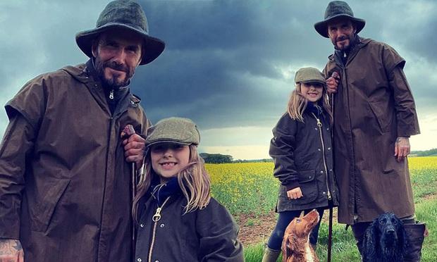 Con gái út nhà Beckham khiến tất cả bật cười bằng lời nhắn thật thà gửi tới phụ huynh: Con không thích học đâu, muốn làm nghệ thuật cơ - Ảnh 2.