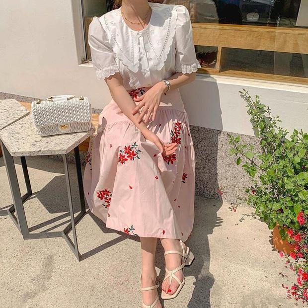 4 mẫu chân váy đang hot rần rần và gần như ai diện cũng đẹp, sắm thiếu thì style hè của bạn cũng chán hẳn - Ảnh 8.