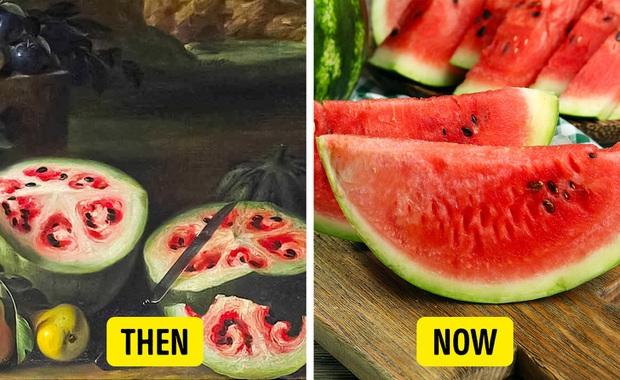 """Ăn những loại củ quả này mãi nhưng chưa chắc bạn biết hết quá khứ """"gây sốc"""" của chúng: Màu sắc khác hẳn bây giờ, hầu như đều không ăn được - Ảnh 10."""