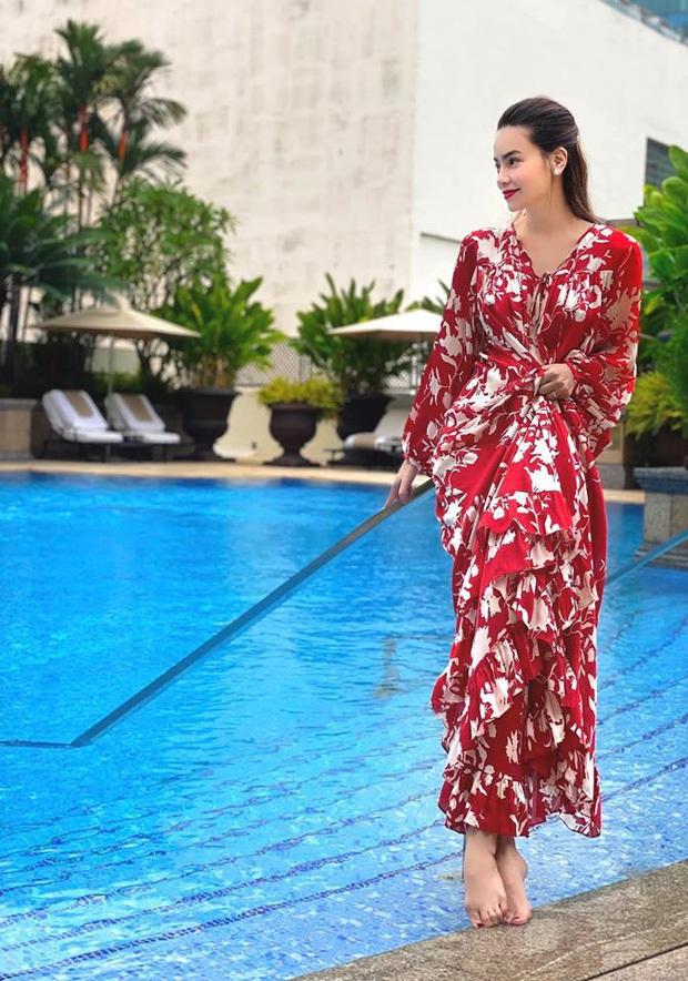Hồ Ngọc Hà khoe nhan sắc ngày càng thăng hạng nhưng dấu hiệu ngầm xác nhận mang thai mới là tâm điểm chú ý - Ảnh 4.