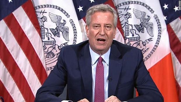 Thị trưởng New York nói về con gái bị bắt trong cuộc biểu tình: Con bé chỉ muốn nhìn thấy một thế giới tốt đẹp và hoà bình hơn - Ảnh 2.