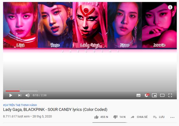 Cuộc đối đầu chưa từng có: Sơn Tùng M-TP, Hoà Minzy, Bích Phương cùng loạt sao Vpop kèn cựa Lady Gaga và BLACKPINK, BTS lẫn TWICE mệt nghỉ! - Ảnh 19.