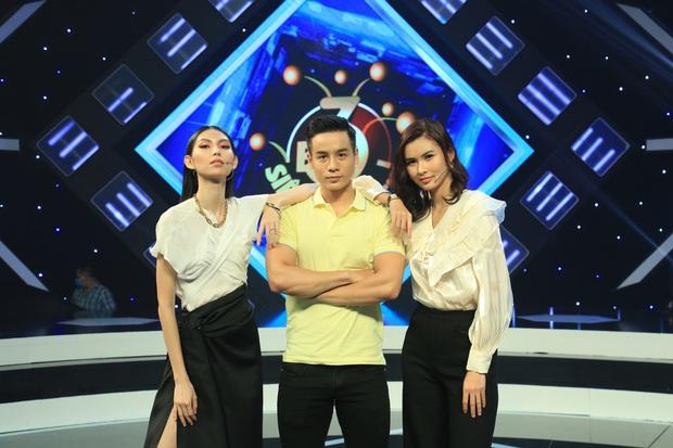 Thùy Dương - Cao Thiên Trang tái ngộ trên show nhưng bị... cướp mất tên team Sang - Ảnh 1.