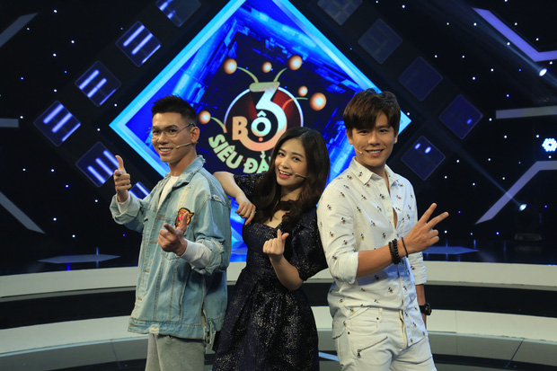 Thùy Dương - Cao Thiên Trang tái ngộ trên show nhưng bị... cướp mất tên team Sang - Ảnh 2.
