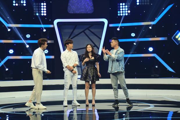 Thùy Dương - Cao Thiên Trang tái ngộ trên show nhưng bị... cướp mất tên team Sang - Ảnh 4.