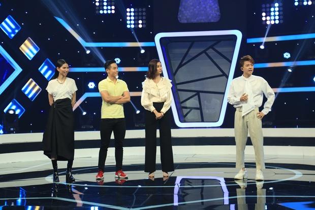 Thùy Dương - Cao Thiên Trang tái ngộ trên show nhưng bị... cướp mất tên team Sang - Ảnh 5.