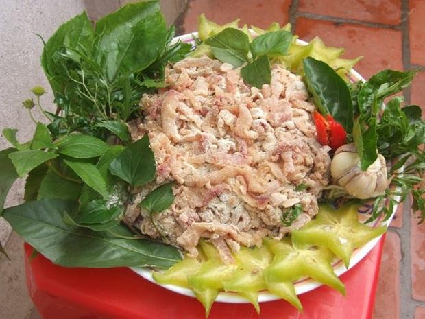"""Món gỏi """"cầu kỳ"""" nhất Việt Nam: Từ tên gọi, nguyên liệu đến cách thưởng thức đều phức tạp, có tiền chưa chắc ăn được - Ảnh 4."""
