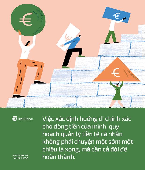 Những người thu nhập không cao thì nên quản lý tài chính như thế nào? - Ảnh 3.